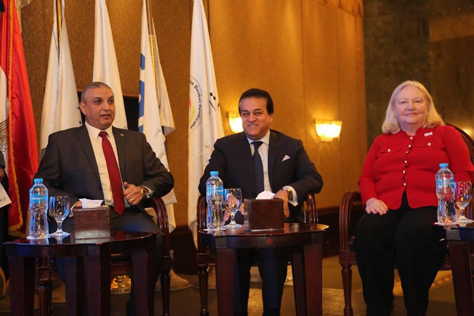 وزير التعليم العالي : الدول العربية تمتلك إمكانيات تحقق التكامل في كافة المجالات