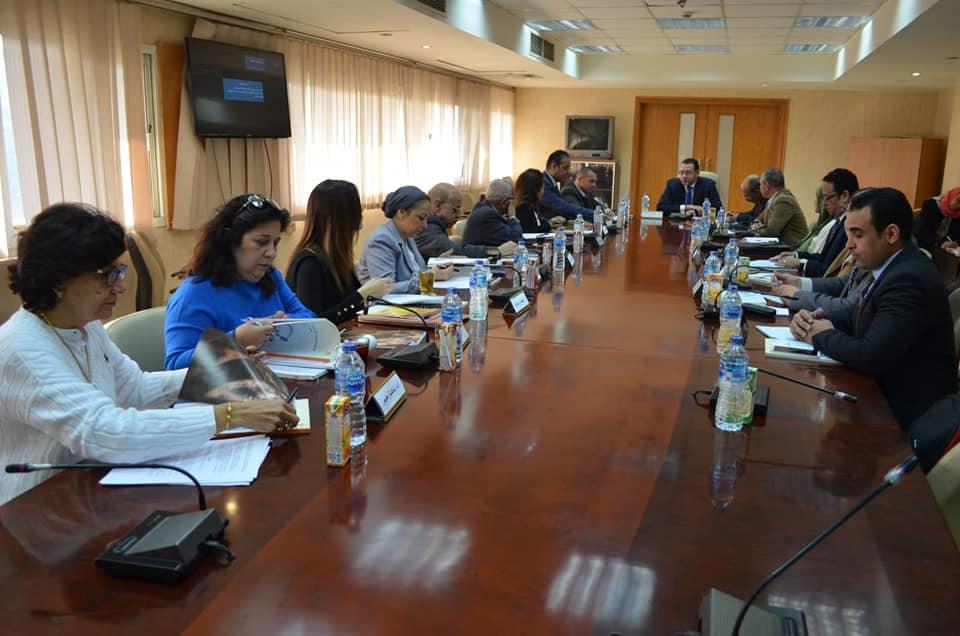 «القومي للسكان» يعقد الاجتماع التنسيقي الأول مع خبراء الأمم المتحدة