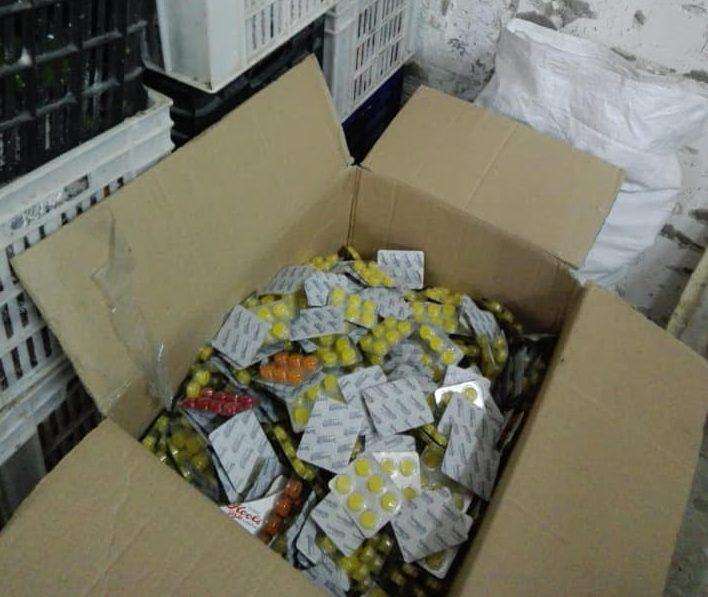 صور | وزارة الصحة تضبط مصنع أدوية غير مرخص في الإسكندرية