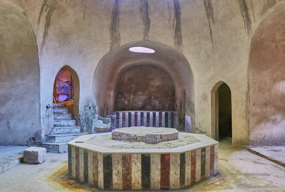 صور | «الآثار» تنتهي من أعمال درء الخطورة والنظافة لحمام الشرايبي بالأزهر