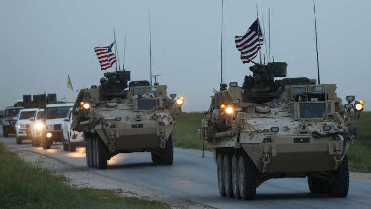 واشنطن ترسل قوات إضافية لدعم قوات التحالف فى سوريا