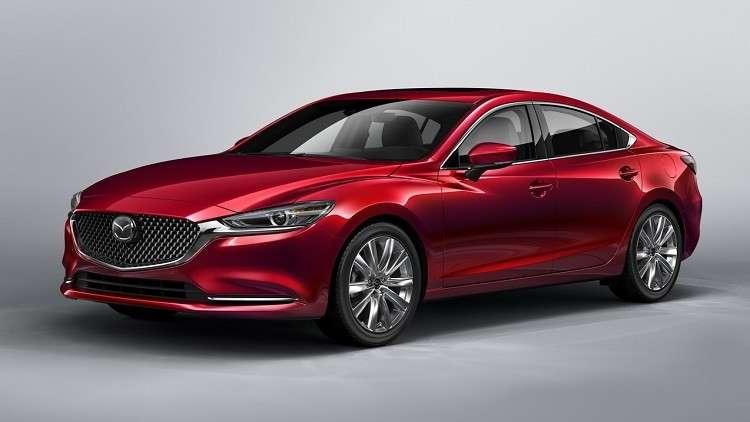 استقبال طلبات شراء النماذج المعدلة من سيارات«Mazda6» في روسيا