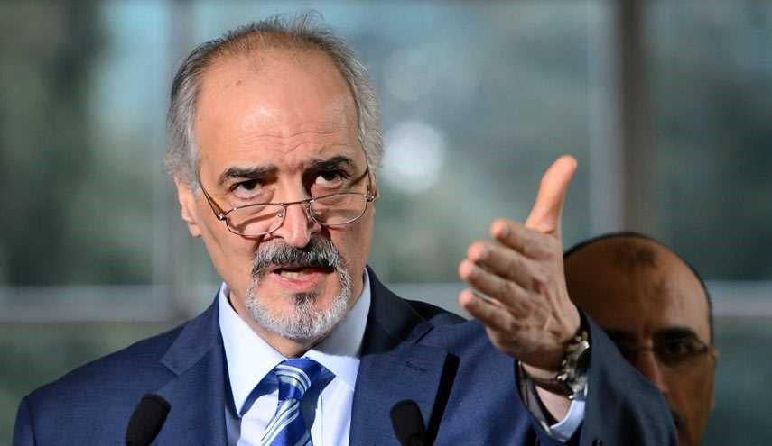 بشار الجعفري:مصممون على طرد القوات الأجنبية الغازية