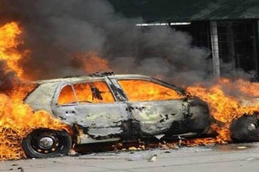 جرحى في انفجار سيارة مُفخخة قرب مقر للشرطة في إيران