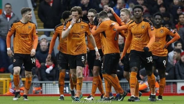 وولفرهامبتون يفوز على نيوكاسل 2 ـ 1 في الدوري الإنجليزي