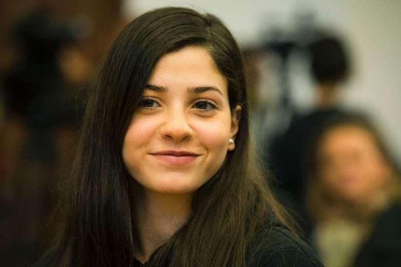 المرأة العربية تطلق كتابا عن يسرا مارديني