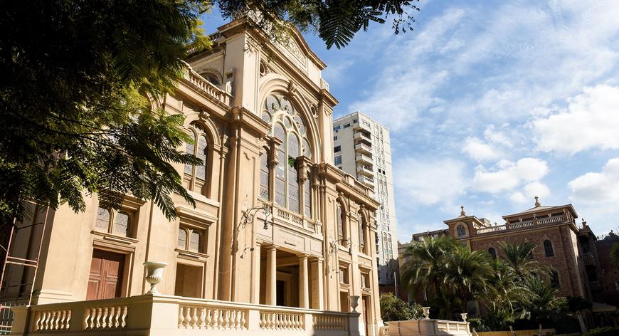 انتهاء تسجيل القطع الأثرية المنقولة في المعابد اليهودية