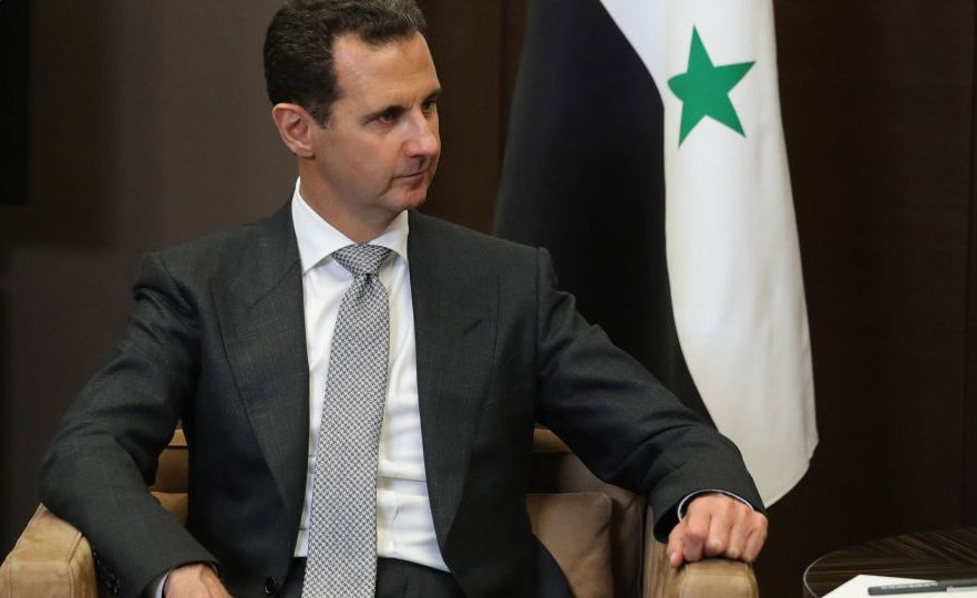 الأسد يصدر مرسوما بتشكيل الحكومة السورية الجديدة برئاسة حسين عرنوس