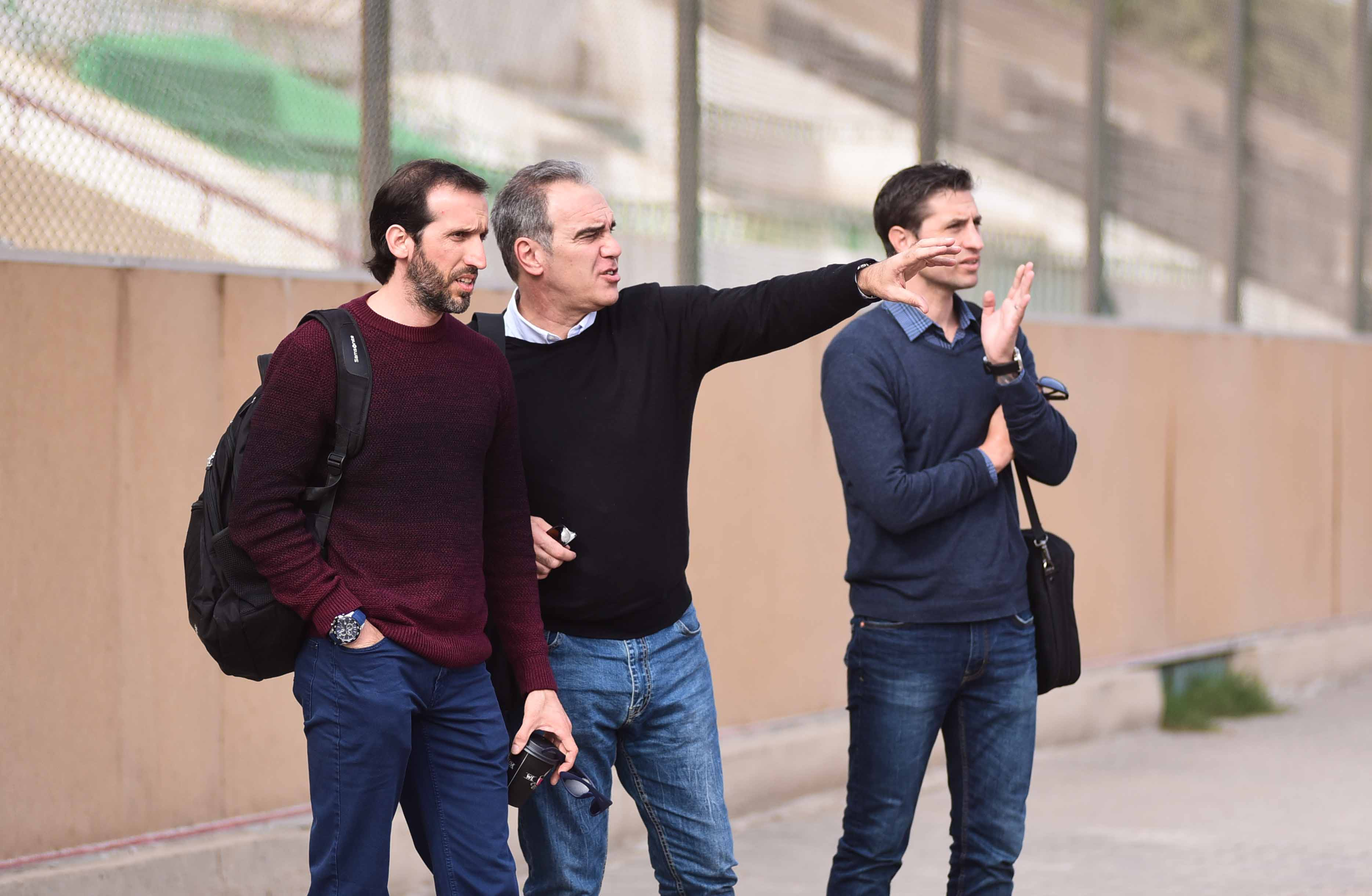 مارتن لاسارتي يعلن قائمة الأهلي لمواجهة سموحة في الدوري المصري
