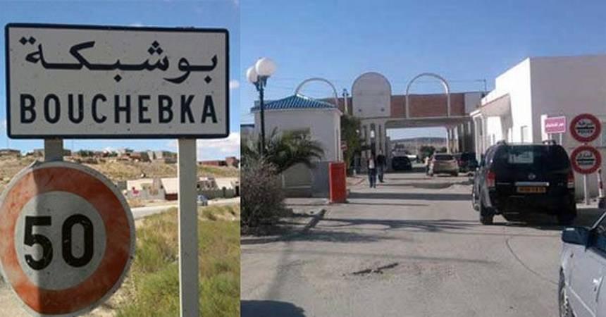 إعادة فتح مركز بوشبكة الحدودي بين الجزائر وتونس بعد غلقه بسبب احتجاجات