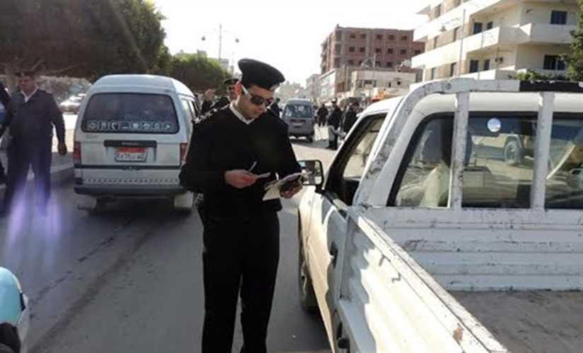 ضبط 5 آلاف مخالفة مرورية و32 سائقا تحت تأثير المخدر خلال حملات أمنية