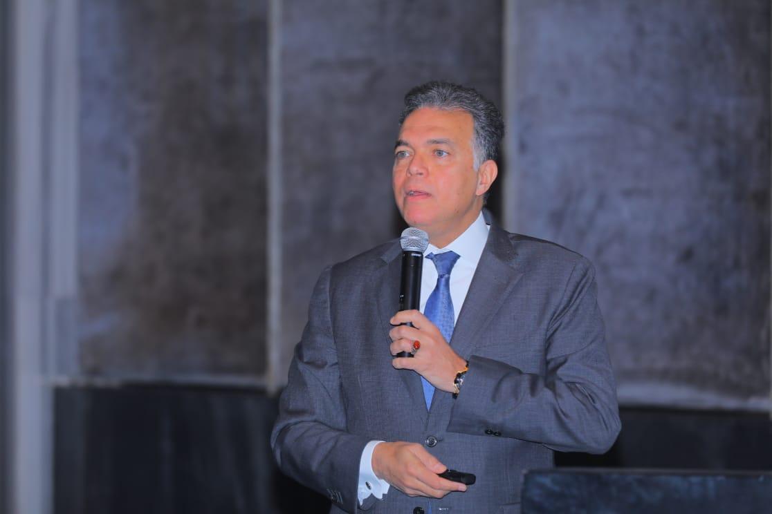 عرفات : المؤتمر الدولى للهندسة الإنشائية يهدف لتوفير ملتقى علمى للخبراء الأكاديميين