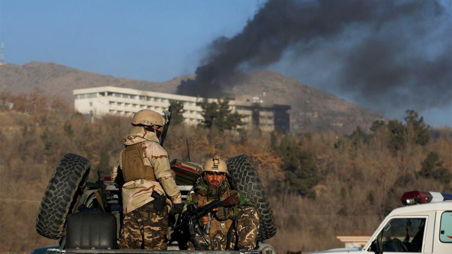 مقتل وإصابة 9 من عناصر طالبان في عملية دفاعية شمال أفغانستان