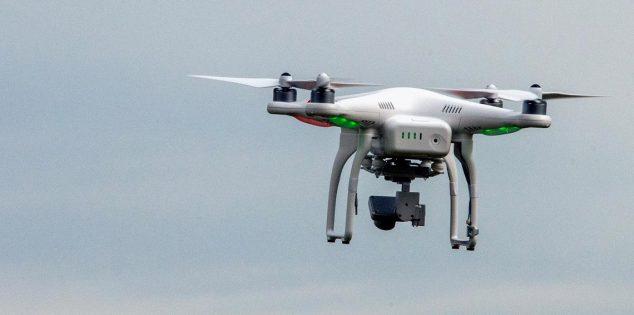 طائرات بدون طيار لتوصيل عينات مختبرية في جامعة زيورخ بسويسرا