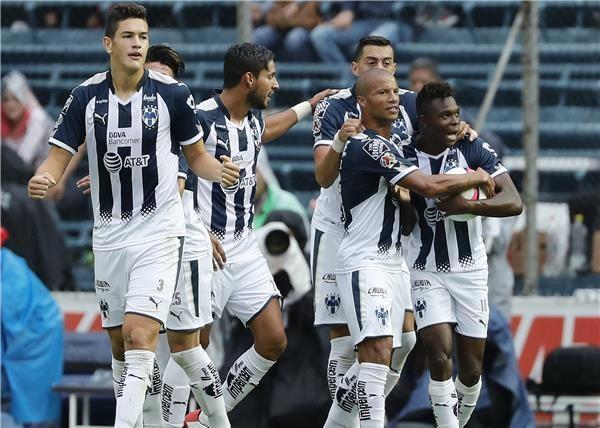 مونتيري يقترب من بلوغ نهائي الدوري المكسيكي لكرة القدم