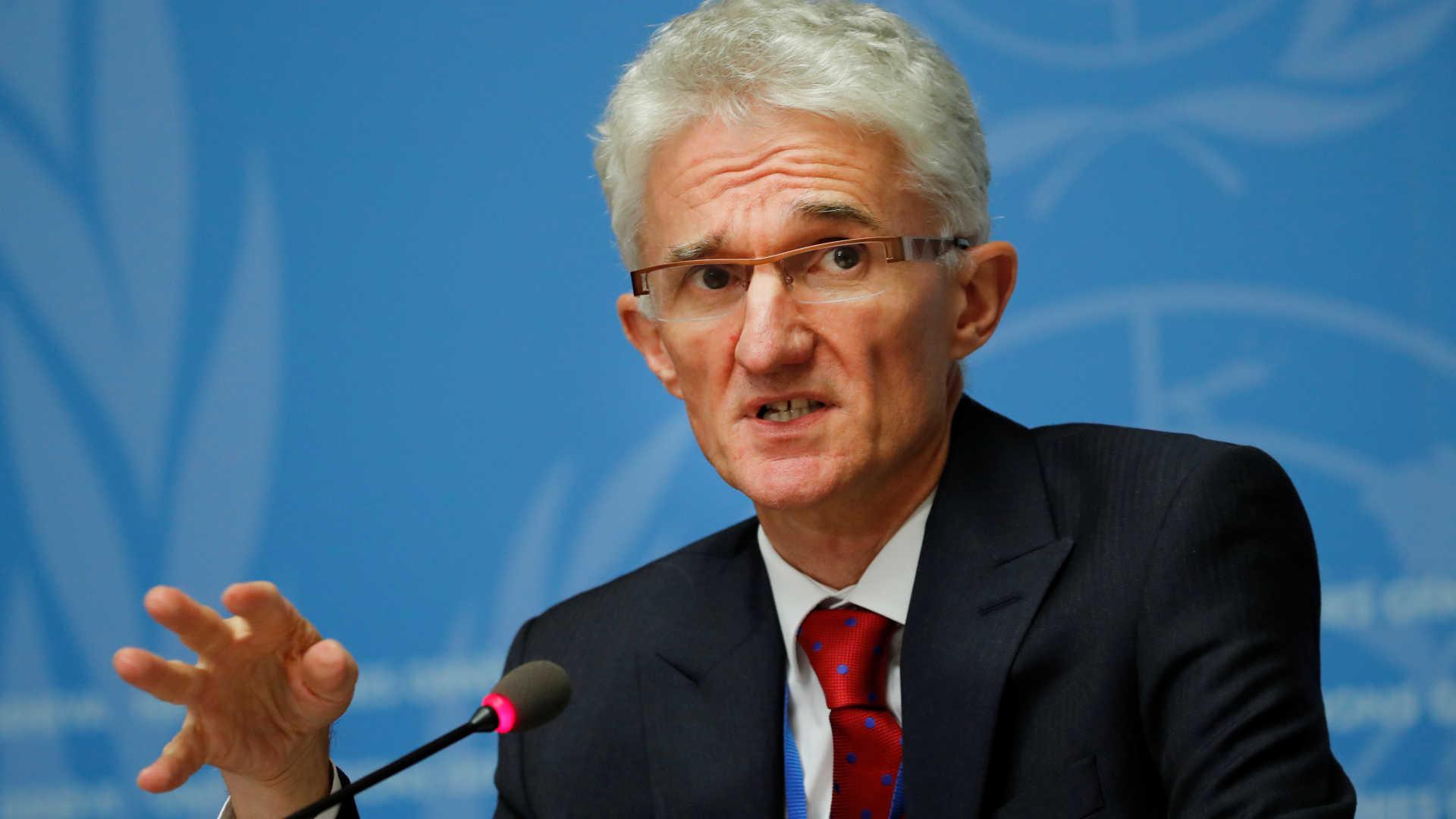 منسق الأمم المتحدة للإغاثة: ربع مليون يمني يواجهون مستويات كارثية من الجوع