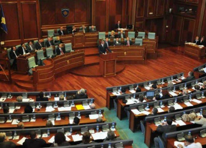 برلمان كوسوفو يصوت لصالح تكوين جيش نظامي للبلاد
