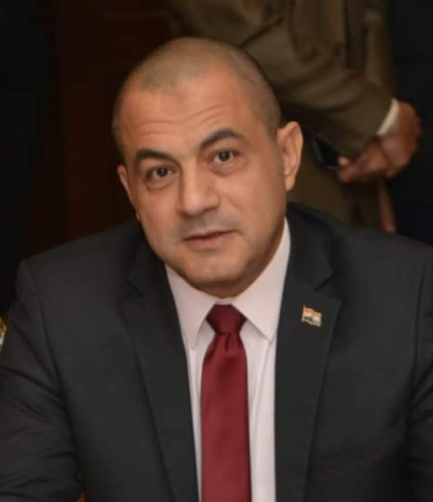 الحسيني الكارم يهنئ اللواء محمود توفيق وزير الداخلية بعيد الشرطة