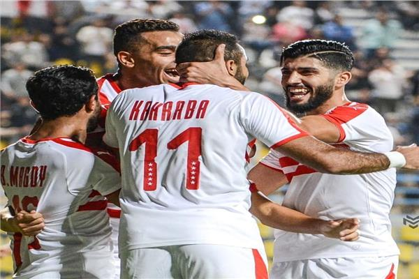 الزمالك يتأهل لدور المجموعات ببطولة الكونفدرالية بثلاثية مقابل هدف لـ طنجة