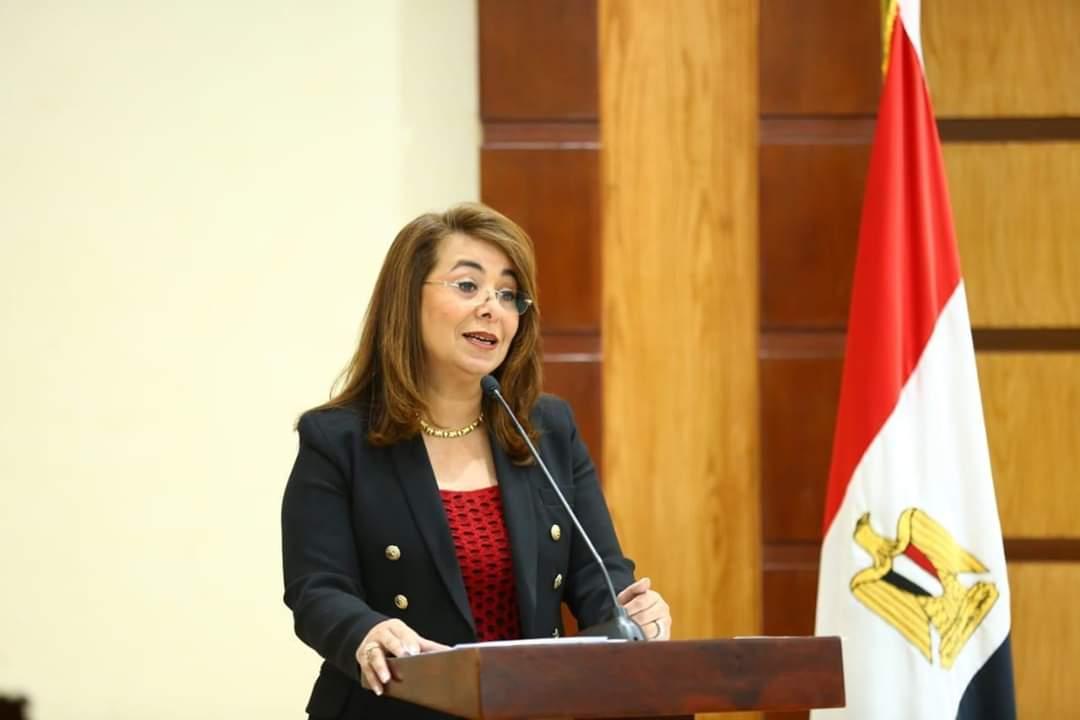 غادة والي تشكر النائب العام لسرعة استجابته للتحقيق في واقعة تعذيب أم لطفلها