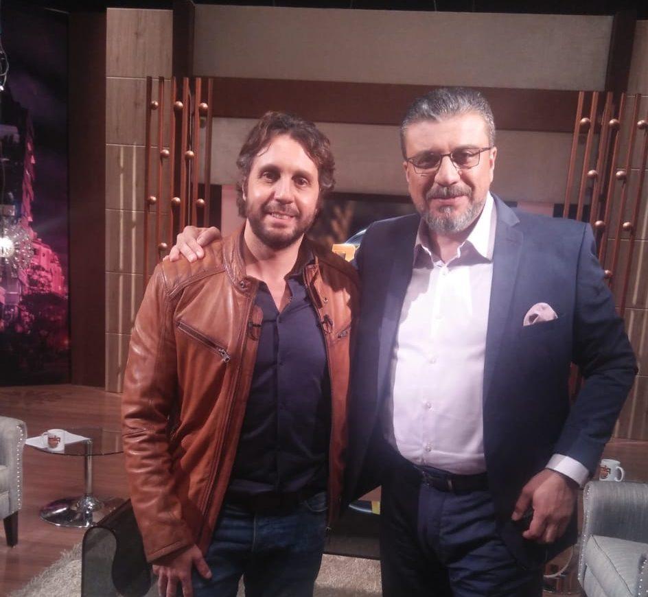 هشام ماجد يكشف أسرار مسيرته الفنية في «واحد من الناس» الاثنين المقبل