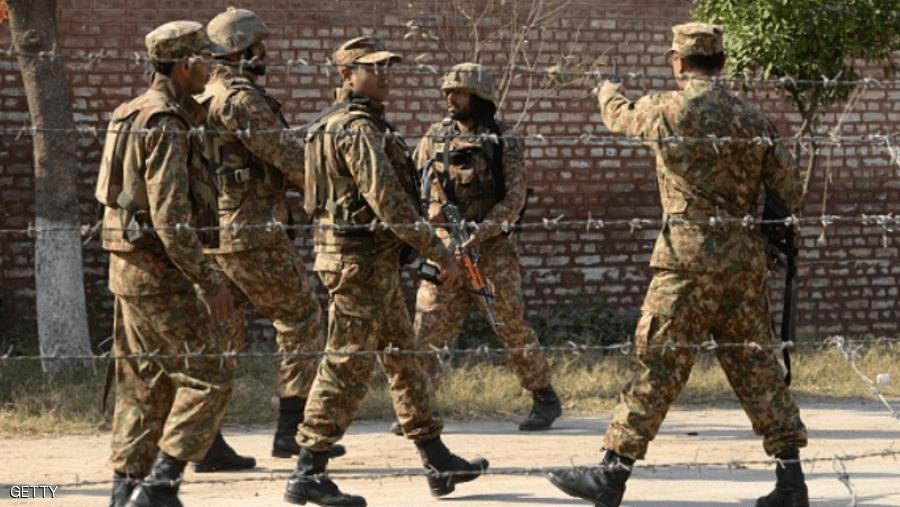 الجيش الباكستانى يعلن إصابة 3 مدنيين فى إطلاق نار من الجانب الهندى بكشمير