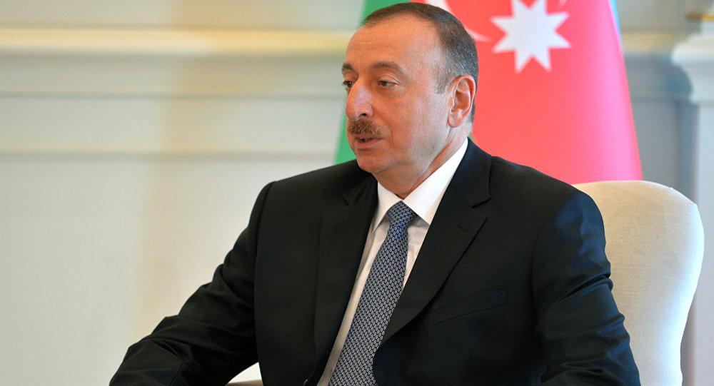الرئيس الأذربيجانى يشير إلى إمكانية عقد لقاء مع نظيره الأرمينى