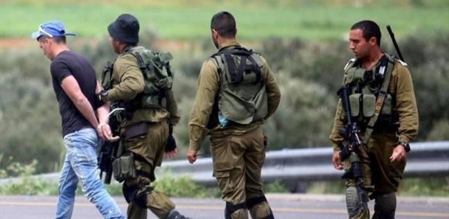 الاحتلال الإسرائيلي يعتقل 20 فلسطينيا من الضفة الغربية