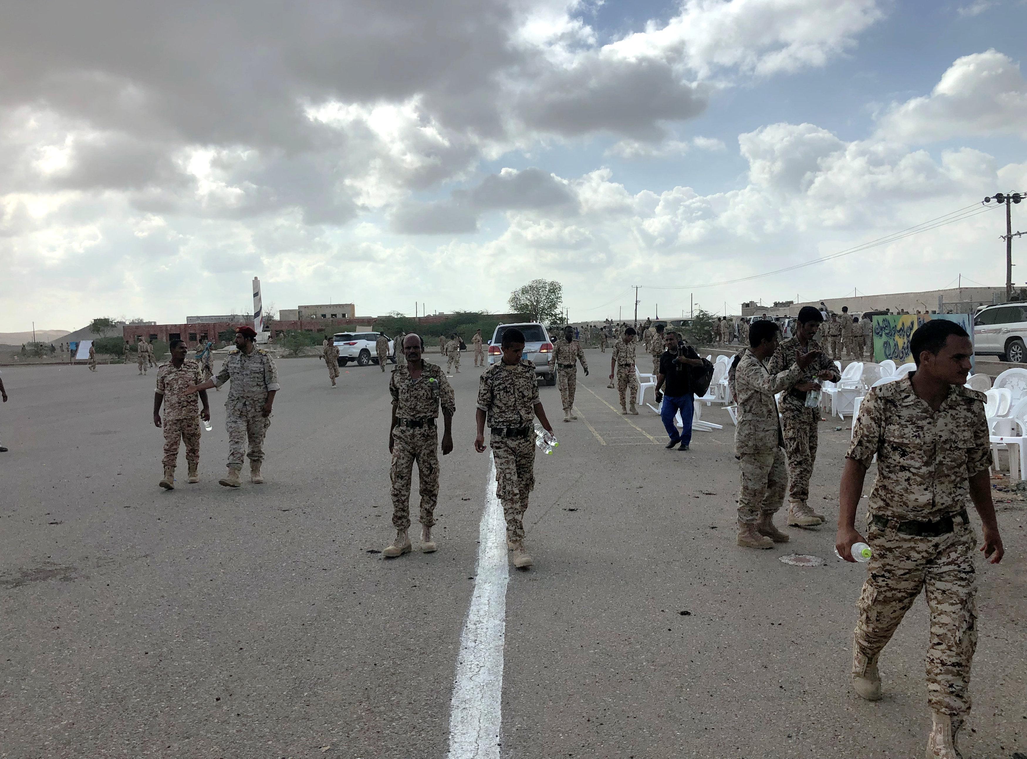 مصادر يمنية: الهجوم على المناطق المحررة يحمل بصمات قطر