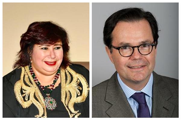 وزير الثقافة تعقد مؤتمرًا لإعلان تفاصيل عام «مصر – فرنسا» الثلاثاء المقبل