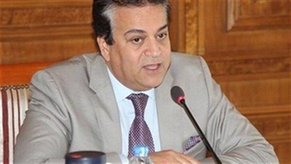 وزير التعليم العالي: تكثيف الاجتماعات بالجامعات لشرح مشروعات برنامج الاتحاد الأوروبي