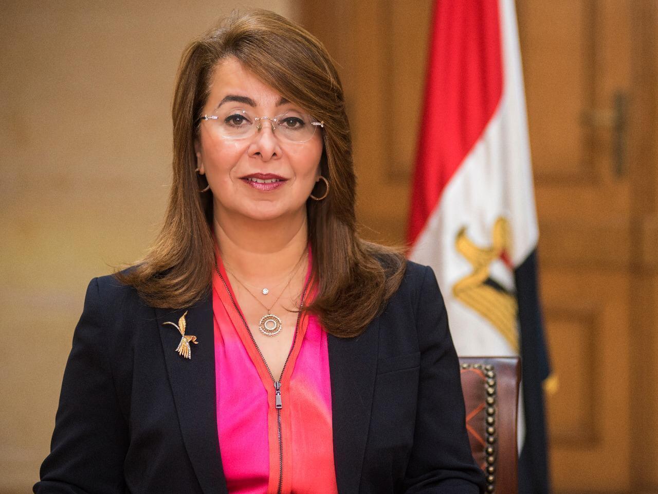 وزيرة التضامن الاجتماعى : التدخل السريع أنقذ 1234 حالة حتى بداية 2019