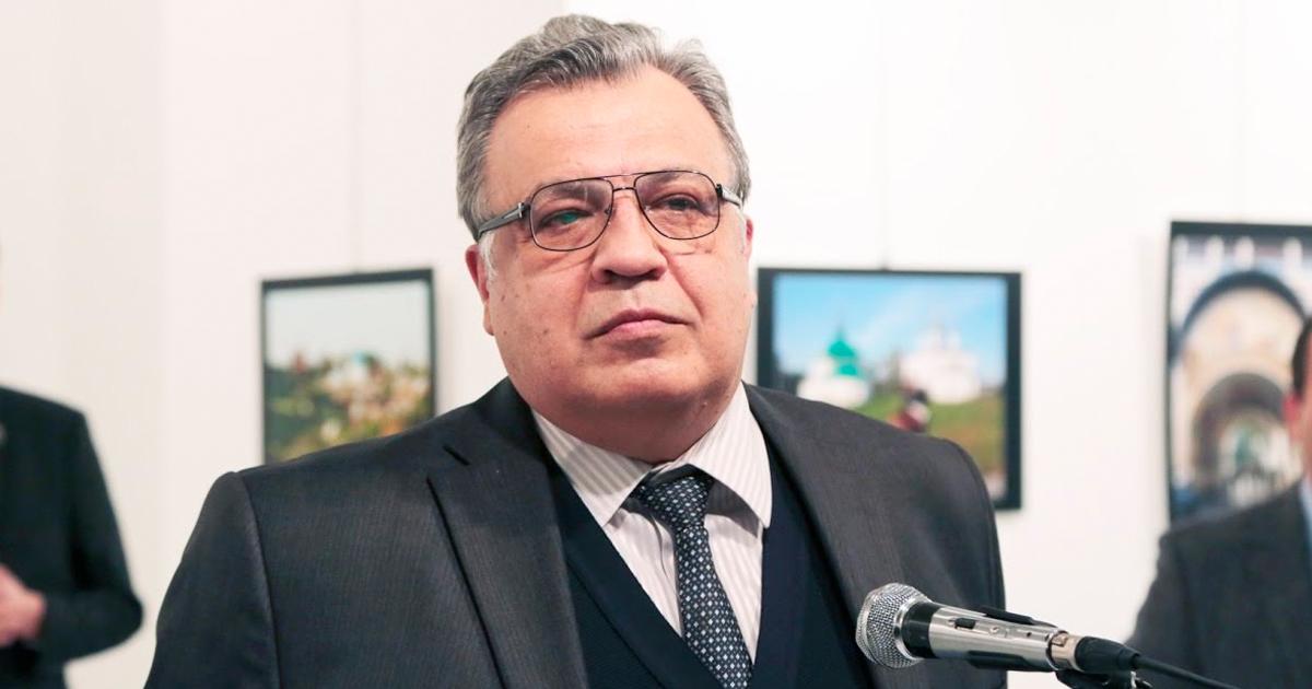 موسكو تطالب بمحاسبة كل من شارك أو تورط في اغتيال سفيرها بتركيا