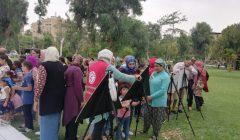 الهلال الاحمر المصرى: إسعاف 3021 مصاب وتدريب 58 ألف طالب على الإسعافات الأولية في 2018