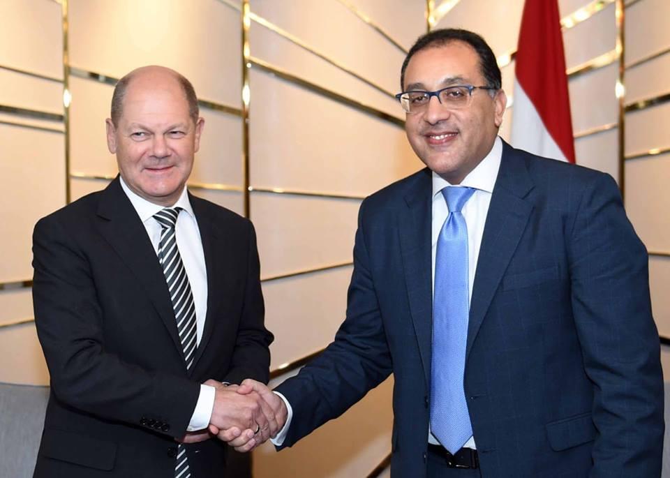 صور | وزير المالية الألمانية  : مصر حققت نجاحات في تطبيق برنامج الإصلاح الاقتصادي