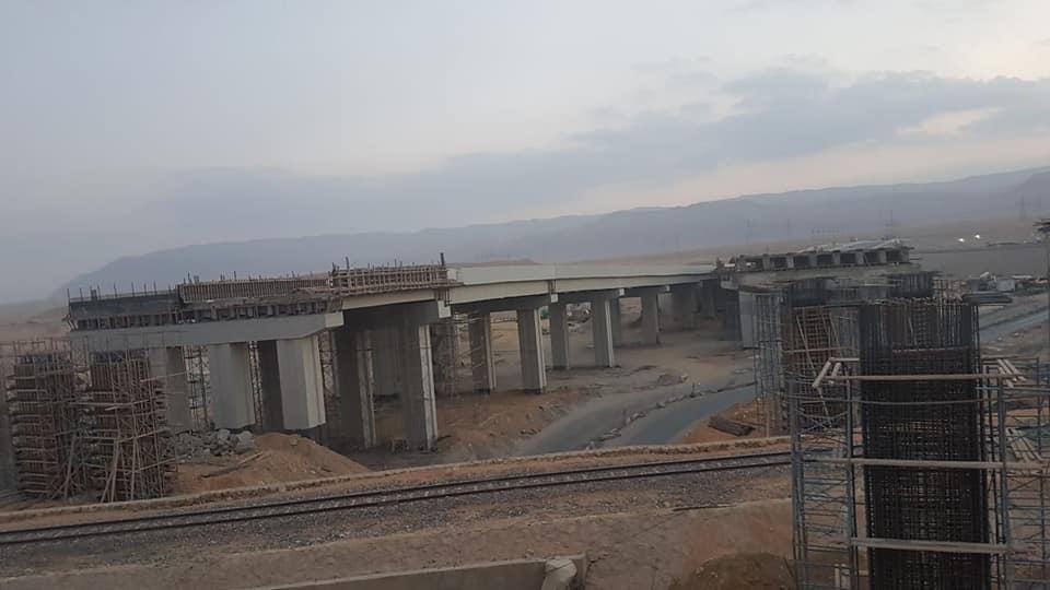 وزير النقل : الانتهاء من كبارى «طريق السويس – النفق الشهيد » خلال يناير الجاري