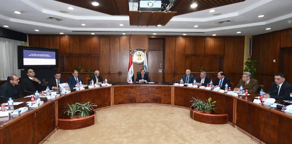 وزير البترول : إعداد استراتيجية متكاملة لتحويل مصر إلى مركز إقليمي للطاقة