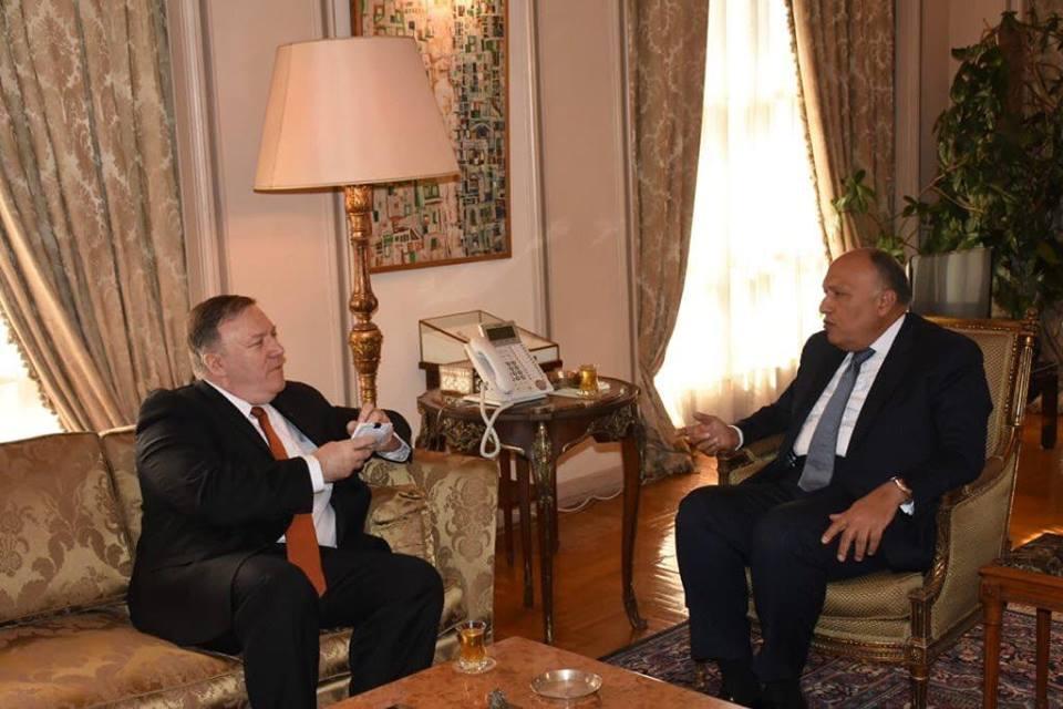 فيديو | دبلوماسي : زيارة مايك بومبيو ستُعطي دفعة للعلاقات «المصرية – الأمريكية»