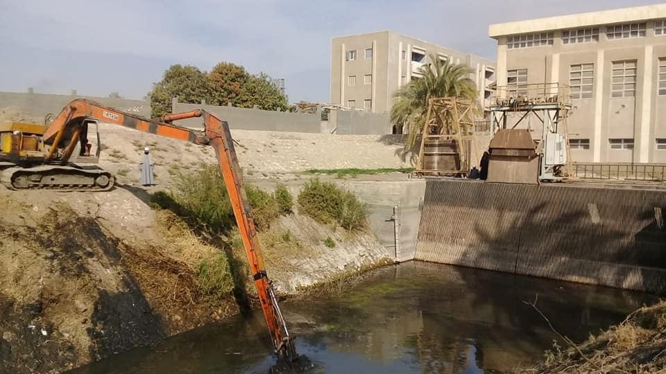 الري : السدة الشتوية ضرورة لترشيد مياه الري في موسم أقل الاحتياجات