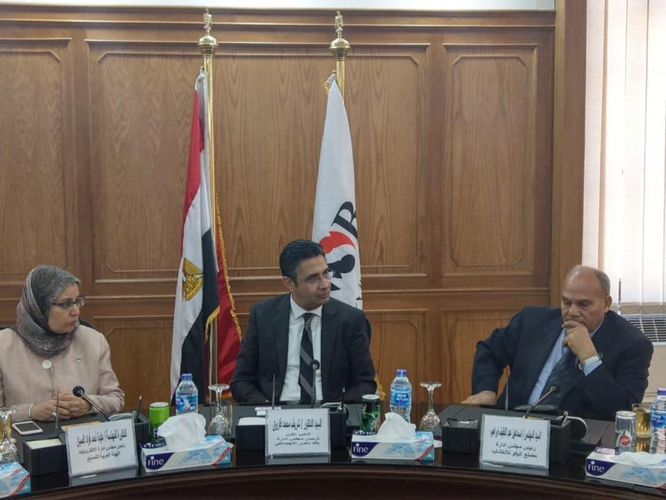 صور | بنك ناصر الاجتماعي يساهم بمبلغ 20 مليون جنيه لدعم حي الاسمرات والمحروسة