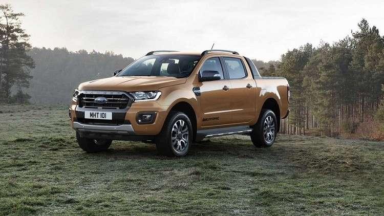 صور | «فورد» تطرح نماذج جديدة من سيارات «Ranger» البيك آب رباعية الدفع
