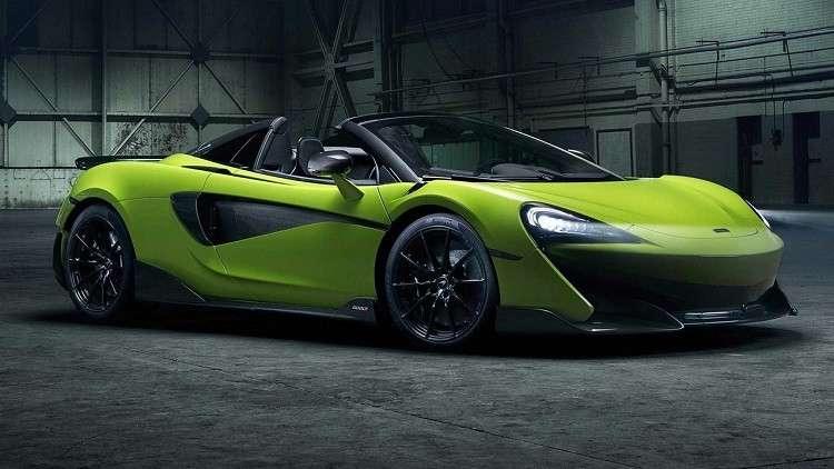 «McLaren» تختبر سيارة رياضية فائقة استعدادًا لإطلاقها العام الجاري