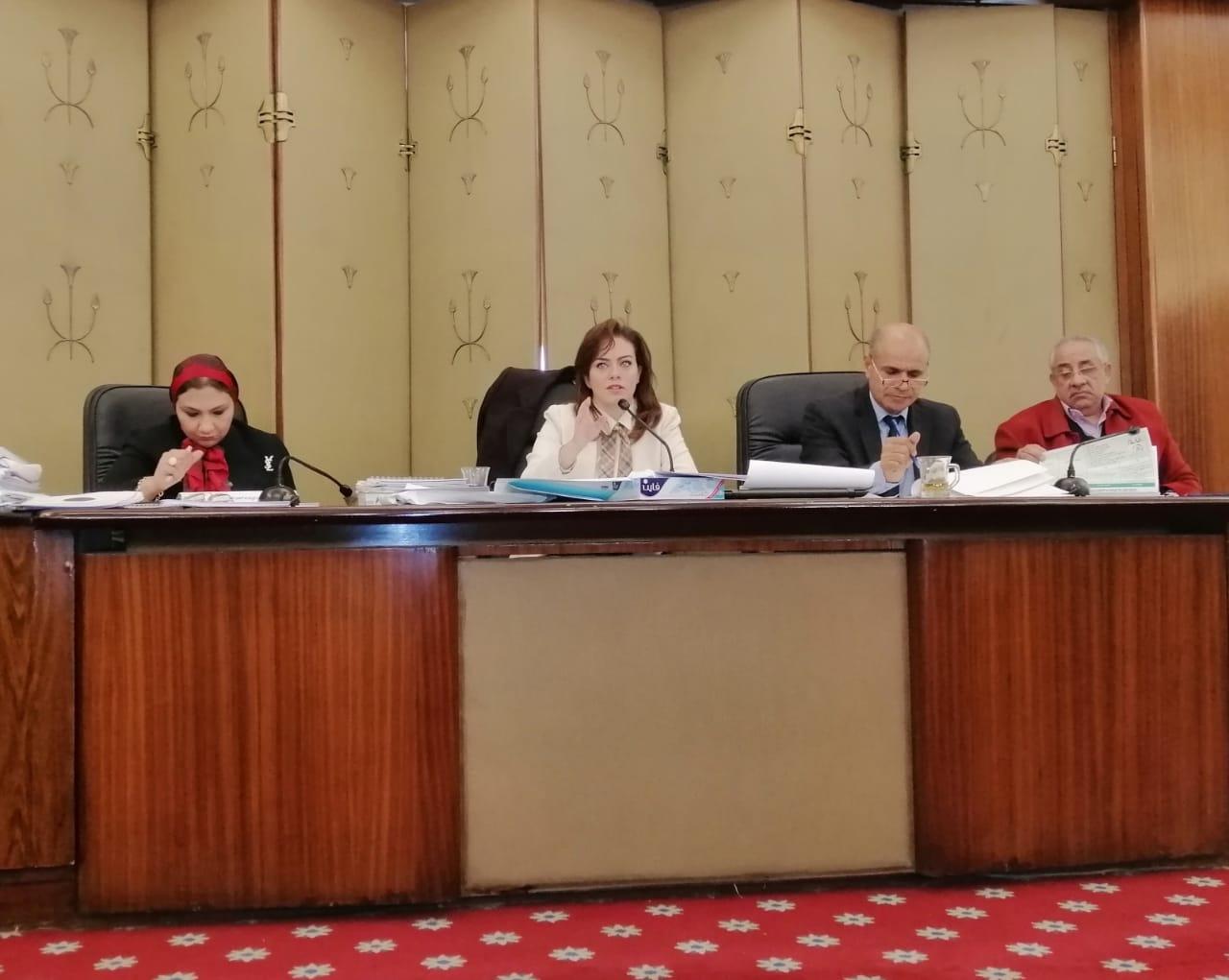 تفاصيل الاجتماع الأول لجنة الخطة والموازنة لمتابعة إستراتيجية 2030