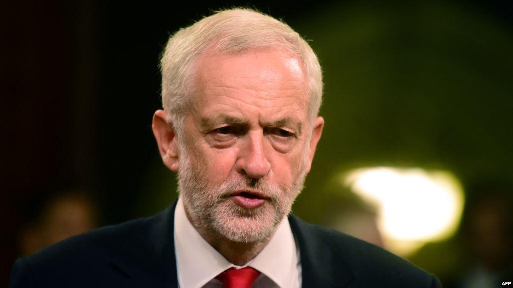 زعيم حزب العمال البريطانى يطلق حملة حزبه الانتخابية