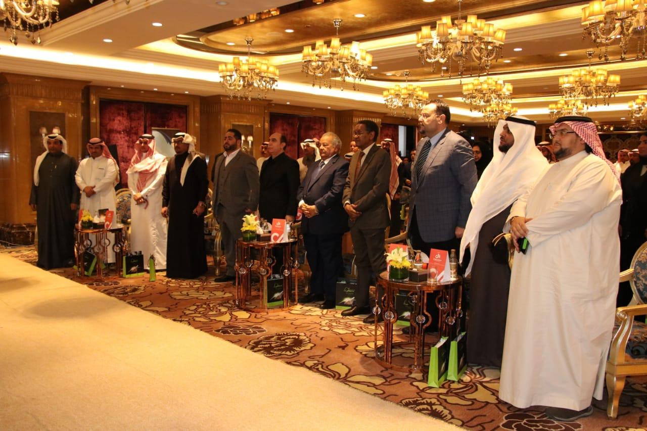 صور | حفل عشاء جاسكو يجمع الأردن والسعودية بملتقى الفضاء والقنوات العربية