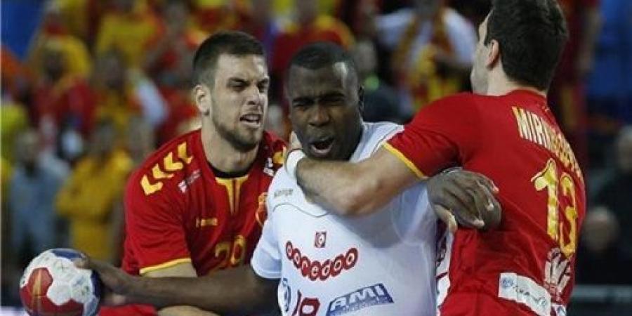 مقدونيا تفوز على اليابان 38-29 في كأس العالم لكرة اليد