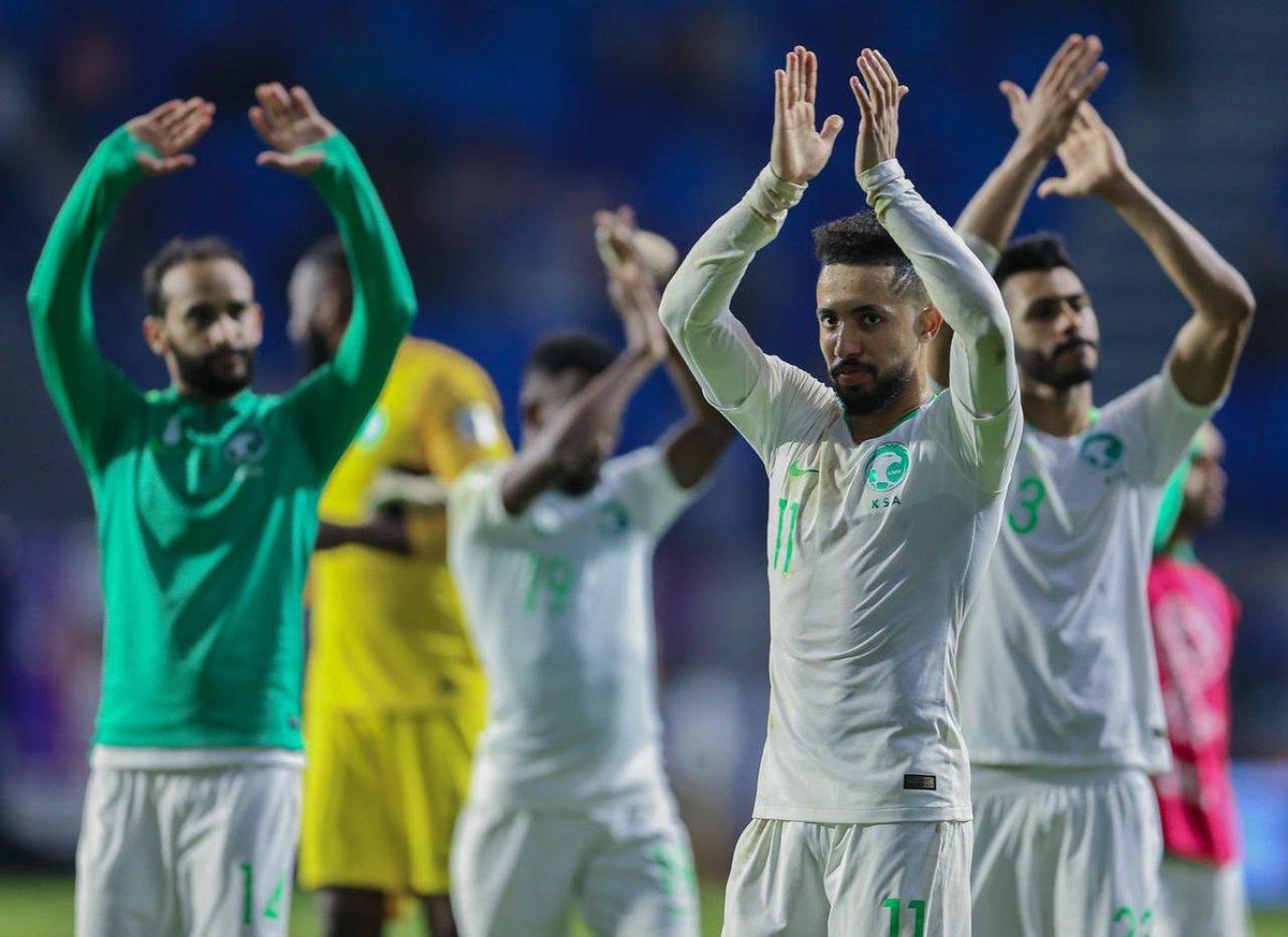السعودية إلى دور الـ16 في كأس آسيا 2019 بفوز مقنع على لبنان