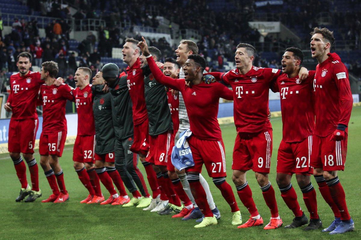 نتائج منافسات الجولة الـ 18 من البوندسليجا تتصدر عناوين صحف ألمانيا