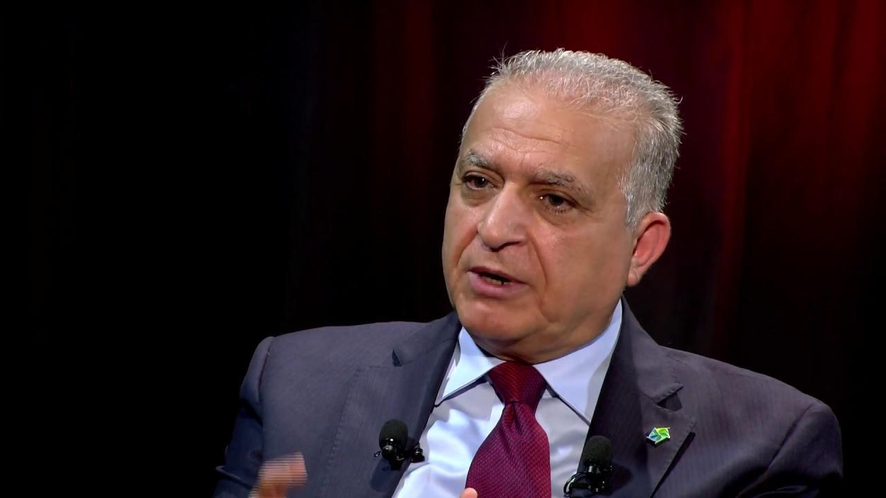 الحكيم: العراق يؤيد الجهود الرامية لعودة سوريا للجامعة العربية