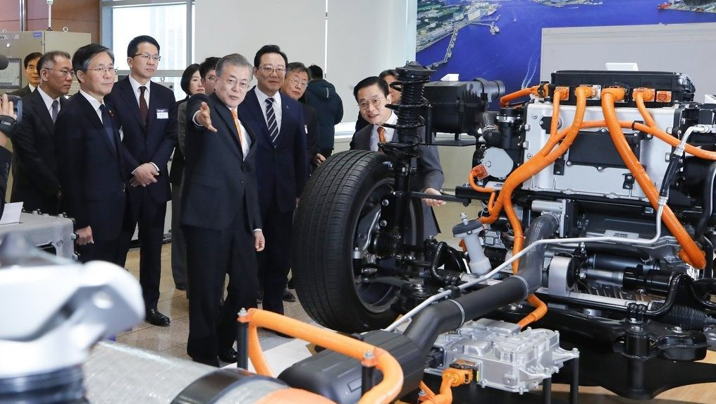 كوريا الجنوبية تعتزم إنتاج 6.2 مليون سيارة هيدروجينية بنصف الأسعار الحالية